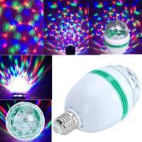 Светодиодная лампа LED FULL COLOR ROTATING LAMP (4)