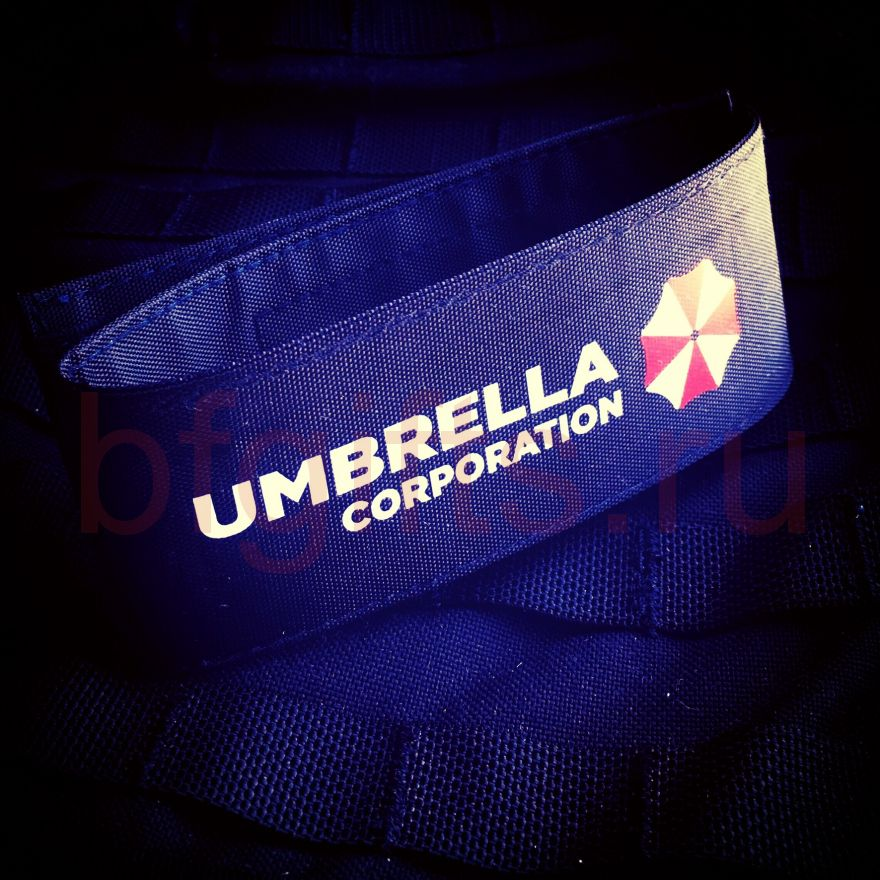 Повязка на руку Umbrella Corporation