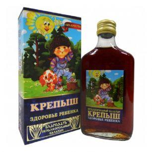 """Бальзам безалкогольный """"Крепыш"""" (детский), 250 мл"""
