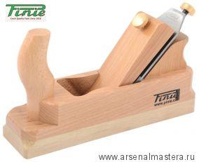 Двойной деревянный рубанок PINIE ПРЕМИУМ 240 x 65 x 130 мм, лезвие 48 мм, угол 45 арт. 3-48P/P