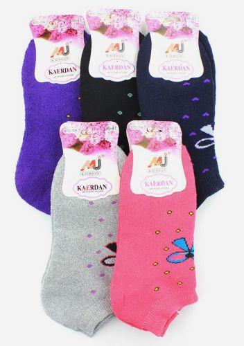 Женские носки тёплые Kaerdan BTC706