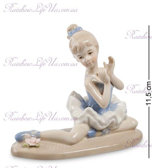 """Фигурка балерина CMS-19/19 """"Pavone"""""""