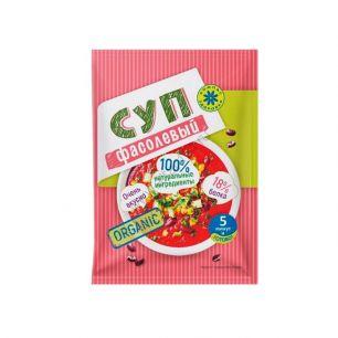 Суп-пюре фасолевый, 30 гр