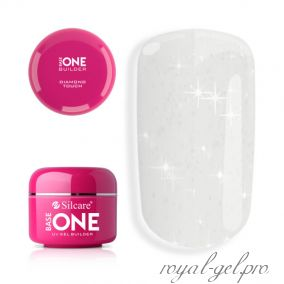 Gel Base One Diamond Touch Silcare 30 гр