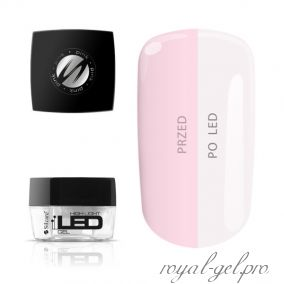 Gel High Light LED Pink Silcare 1000 гр
