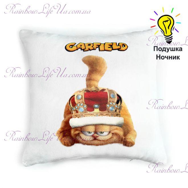 """Подушка светящаяся """"Garfield"""""""