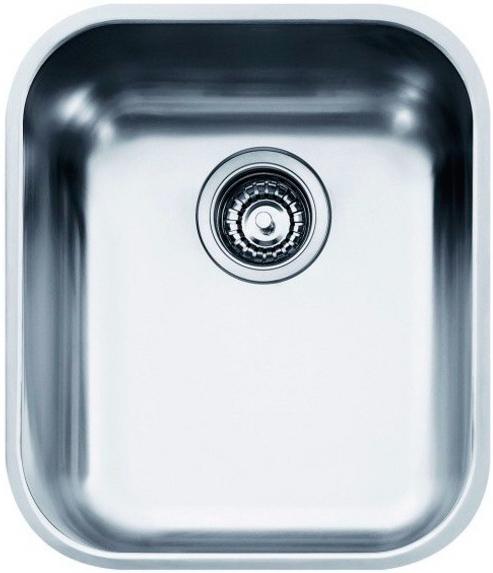 Врезная кухонная мойка FRANKE AMX 110-34 36.9х42.9см нержавейка 122.0021.444