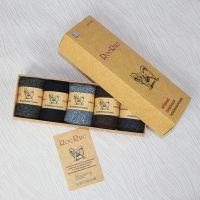 Носки мужские махровые, р-ры 41-47  в коробке №1857