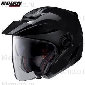 Шлем Nolan N40.5 Classic N-com, Чёрный