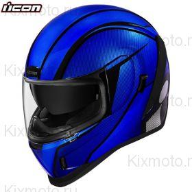 Шлем Icon Airform Conflux, Синий