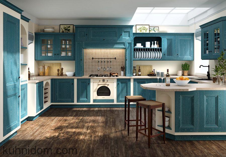 Кухня Torino Массив