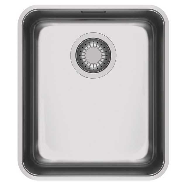 Врезная кухонная мойка FRANKE ANX 110 -34 37х43см нержавейка 122.0204.647