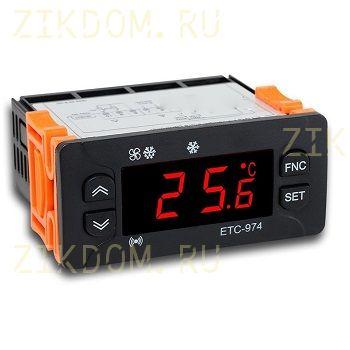 Контроллер холодильный ETC 974 Elitech