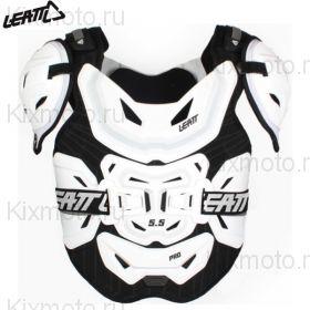 Защита тела Leatt Chest 5.5 Pro, Белая