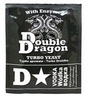 Дрожжи Double Dragon D3 Turbo, 92 гр