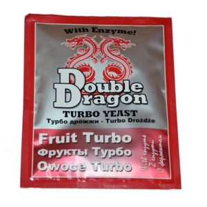 Дрожжи Double Dragon Fruit Turbo, 51 гр