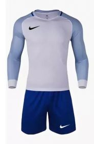 Форма футбольная длинный рукав Nike Dry Tiempo Белая
