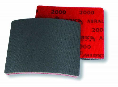 Шлифовальные полоски на поролоне 115x140мм Р500 Abralon Mirka