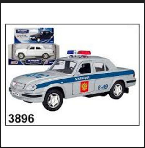 "Машина ""ГАЗ 31105""Полиция"