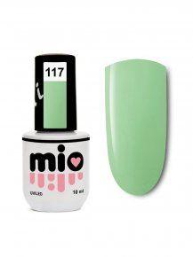 MIO гель-лак для ногтей 117, 10 ml