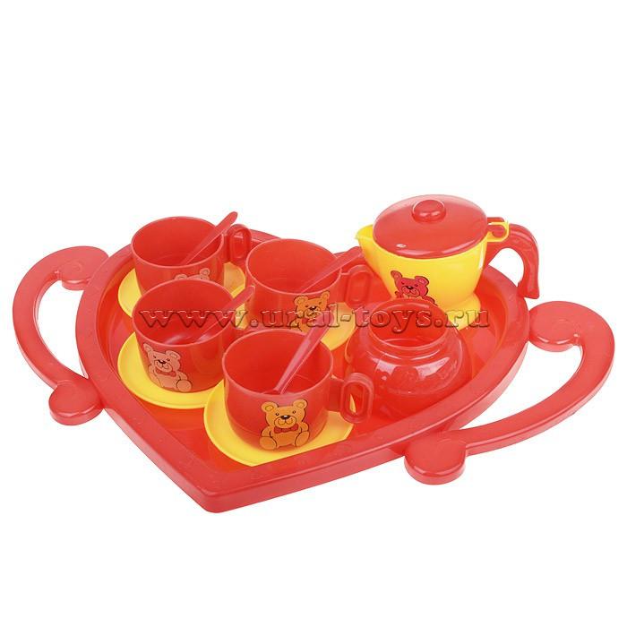 Набор посуды для кукол