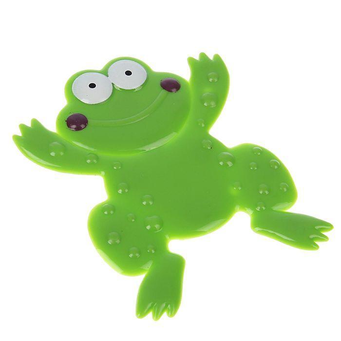 "Мини-коврик для ванной ""Лягушонок"""