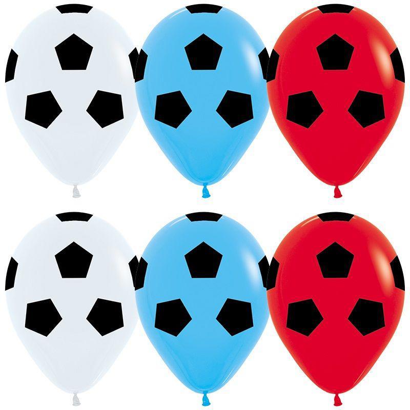 Шар Футбольный мяч-флаг России