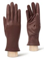 Модные кожаные перчатки ELEGANZZA
