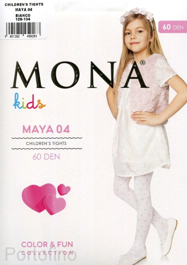 MONA MAYA 04 60den колготки детские