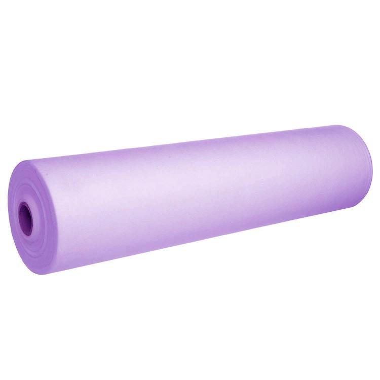 Простыни в рулоне №100 фиолетовый