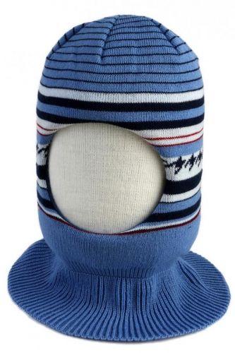 Шапка-шлем детская