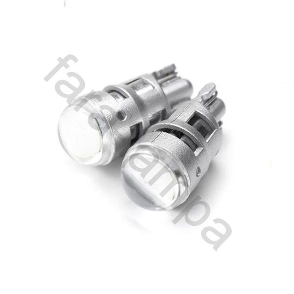 Автомобильные светодиодные лампы T10-2-70