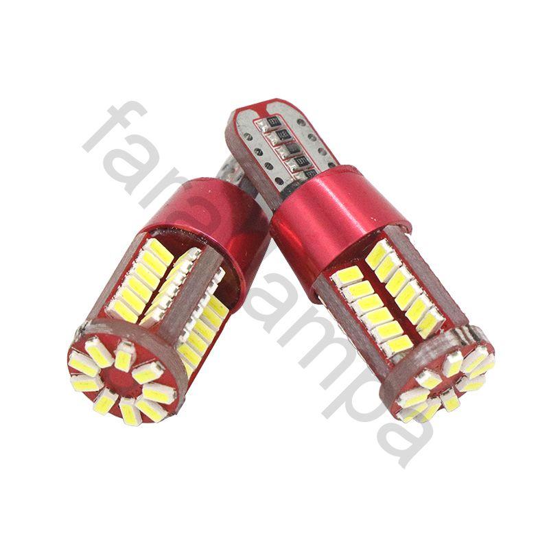 Автомобильные светодиодные лампы T10B-57-140
