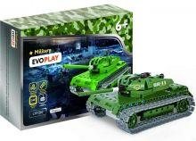 Конструктор радиоуправляемый танк 1:20 Cada Detech 1498 деталей
