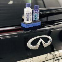 Нанесение керамического покрытия кузова авто Gyeon Q2 Syncro