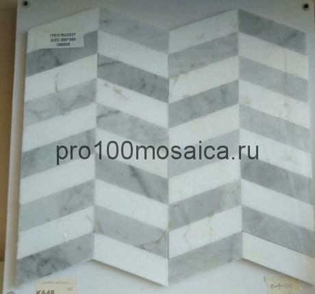 KA48 Мозаика серия Камень размер чипа 75*24, мм: 300*265*7 (Happy Mosaic)