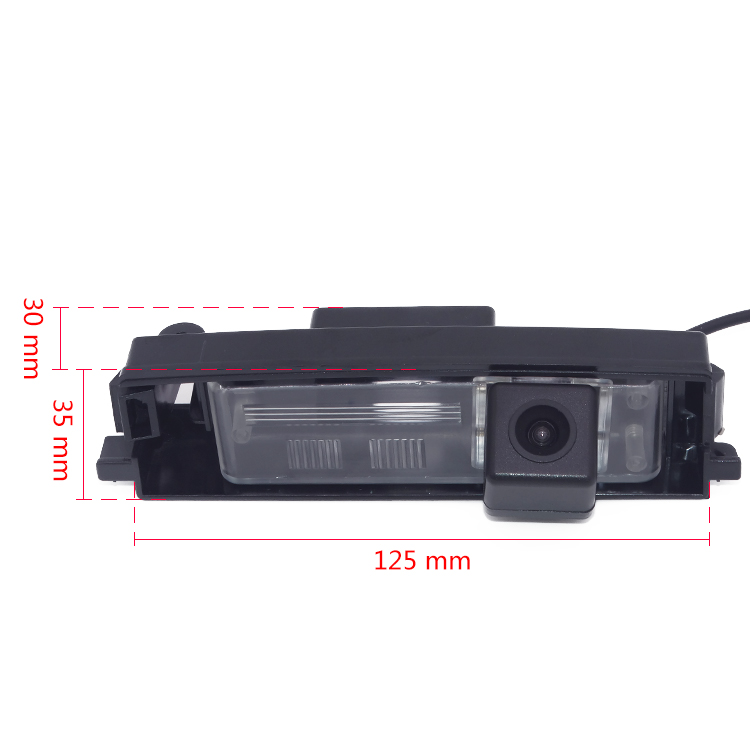 Камера заднего вида Чери Тигго Т11
