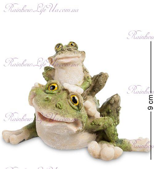 """Статуэтка лягушки мама и малыш """"Sealmark"""""""