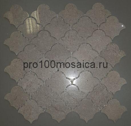 KA109 Мозаика серия Камень размер чипа 65*60, мм: 270*270*7 (Happy Mosaic)