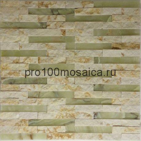 KA25 Мозаика серия Джейд, размер, мм: 300*300*10 (Happy Mosaic)