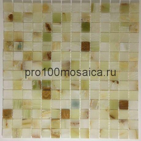 KA24 Мозаика серия Джейд, чип 20*20, размер, мм: 300*300*8 (Happy Mosaic)