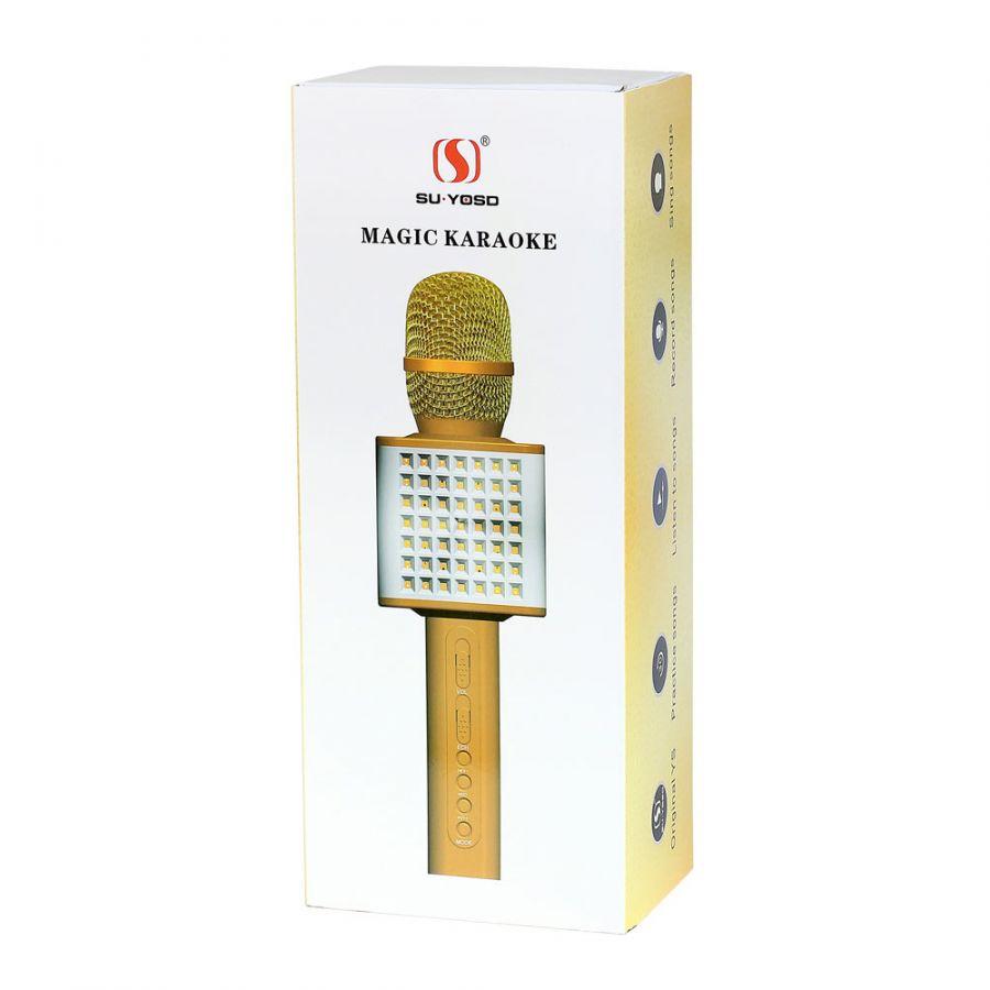 Беспроводной караоке-микрофон с колонкой MAGIC KARAOKE SU-YOSO