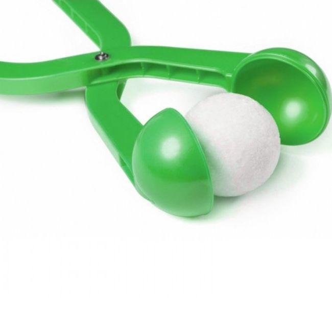 Снежколеп, Цвет Зеленый