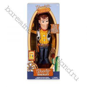 Интерактивная кукла шериф Вуди Дисней