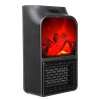 Портативный обогреватель-камин Flame Heater (3)