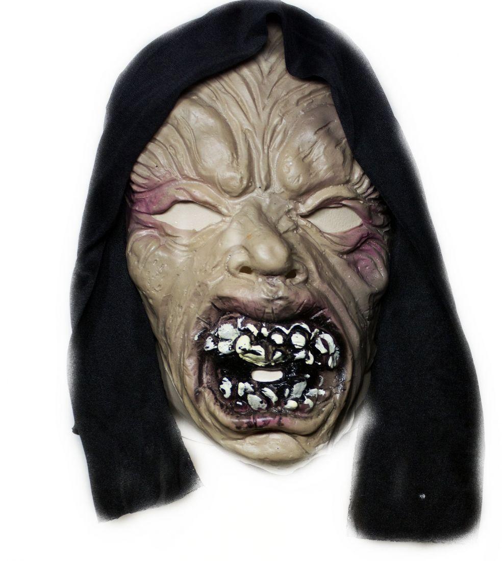 Детская маска Жуткое лицо