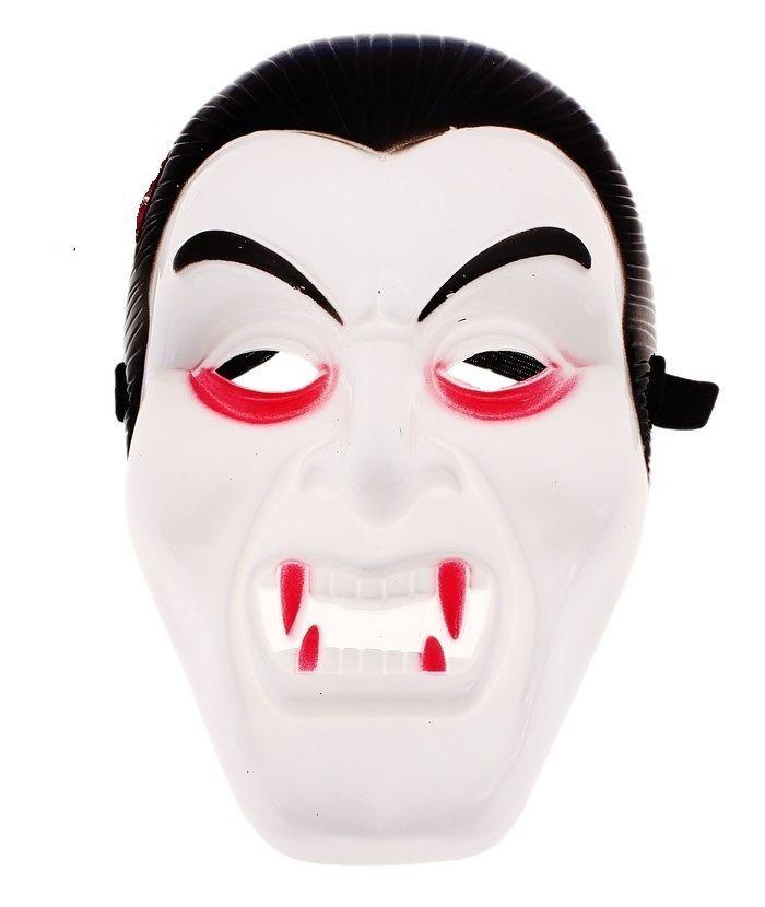 Маска Дракулы с клыками