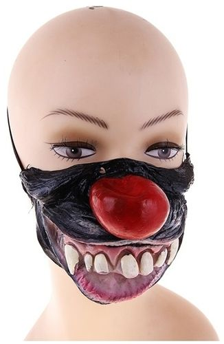 Маска ужасного клоуна