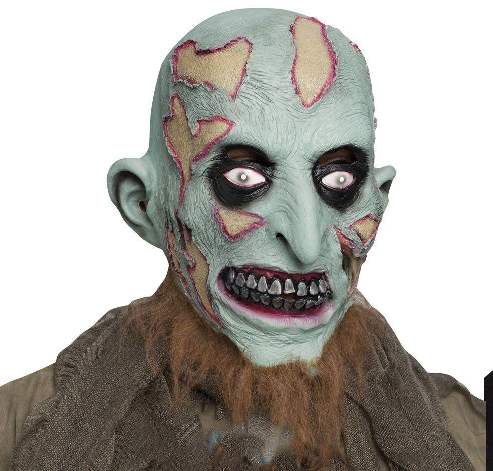 Голубая маска зомби