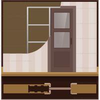 Пенал Casseton Standart Profikit  (полотно 2000 и 2100 мм)